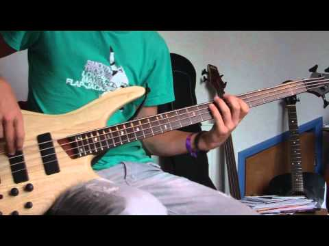 Red Hot Chili Peppers - Ethiopia [bass Cover] video