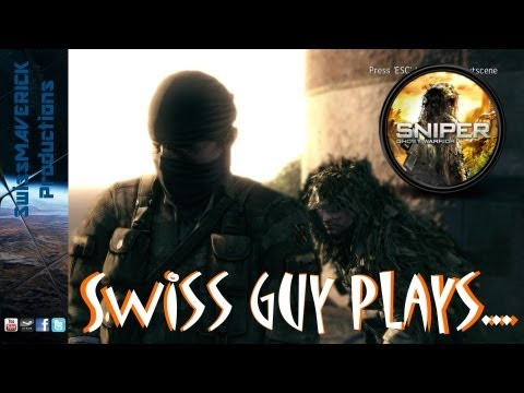 "Swiss Guy plays... - ""Sniper:Ghost Warrior"" [PC Gameplay]"