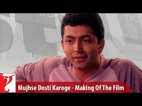Making Of The Film - Part 1 - Mujhse Dosti Karoge video