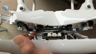 Tear down DJI Phantom 4 #SamiLuo