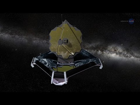 ScienceCasts: NASA's Next Great Space Telescope