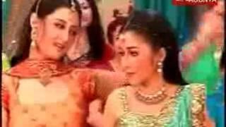 Inilah Real Song Ost Uttaran scene Ichcha, Tapasya & Veer Menari