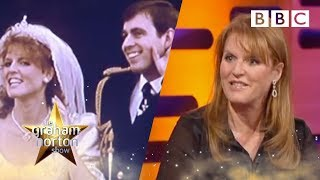 Sarah Ferguson's Wedding - The Graham Norton Show - BBC Two