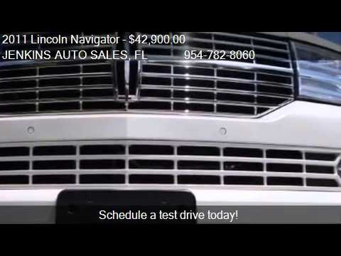 2011 Lincoln Navigator  - for sale in Pompano Beach, FL 3306
