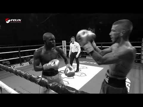 Kovács vs Hernandez !! Magyar Ring Profi Ökölvívó Gála !! Salgótarján !!