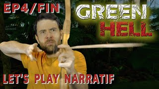 (Let's Play Narratif) GREEN HELL - Episode 4 : Missing In Action (FIN)