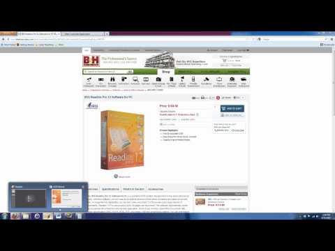 Скачать программу Readiris Pro v14. 1 Build 2573 - 2013 год