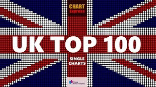 UK Top 100 Single Charts | 07.12.2018 | ChartExpress