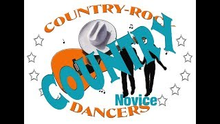 PUSHIN AND SHOVIN Country Line Dance (Maggie Gallagher)