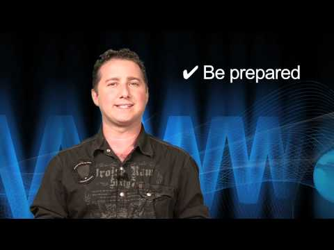 Video Blogging Tips From Marc Saltzman (Set-up & Software: Part 1)