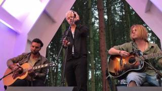 Nothing But Thieves - If I Get High (acoustic), Live at 2000 Trees, 07/07/2017