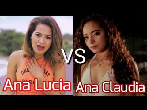 Traicionero - Ana Lucia vs Ana Claudia (Corazón Serrano y Puro Sentimiento)