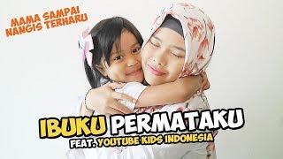 UNTUK MAMA   PUISI IBUKU PERMATAKU feat Youtube Kids Indonesia    SELAMAT HARI IBU