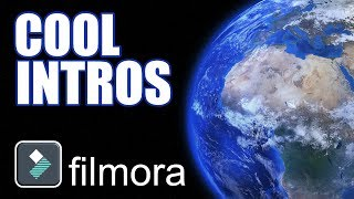 Filmora Intro Effects | Make Your Intros POP with Filmora 9!