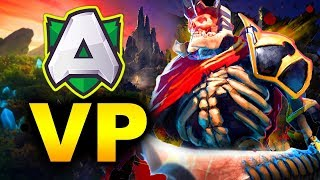 ALLIANCE vs VIRTUS PRO - DECIDER MATCH! - EPICENTER MAJOR 2019 DOTA 2