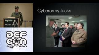 Charlie Miller - Kim Jong-il and Me_ How to Build a Cyber Army to Defeat the U.S.