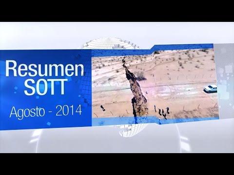 Resumen SOTT - Agosto 2014: Bolas de fuego, clima extremo, y cambios planetarios