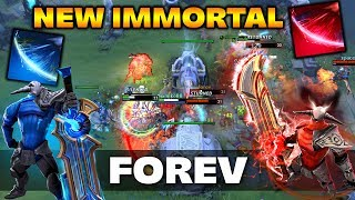 Forev Sven NEW IMMORTAL Dota 2