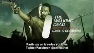 The Walking Dead 4 2014 FOX Latinoamérica Promo #1