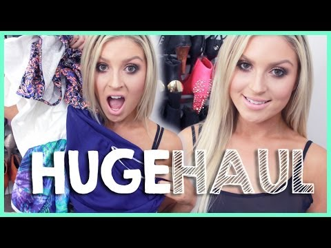 HUGE Spring Clothing & Accessory Haul! ♡ Some Favorite Online Stores!