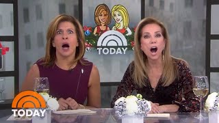 Look Back On The Craziest Things KLG And Hoda Did In 2018 | TODAY