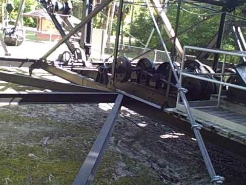 Collier Seminole State Park and The Walking Dredge.AVI