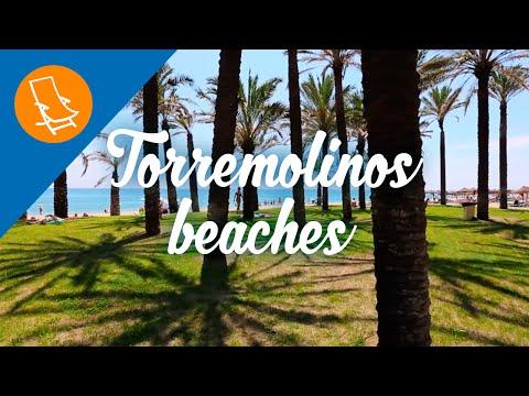 Beaches Of Torremolinos