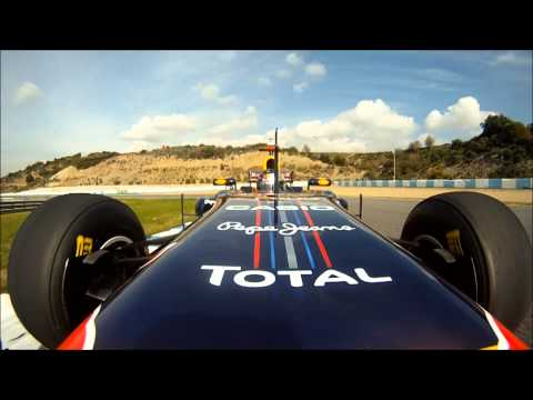 2011 Red Bull Racing F1-RB7 Onboard/Sebastian Vettel 1080p HD