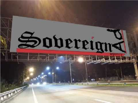 Singapore walk bridge, Raffles Place media kit, ad spaces