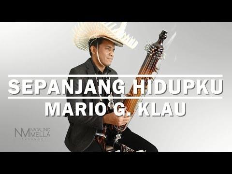 Mario G. Klau - Sepanjang Hidupku - Sasando Cover by Natalino Mella