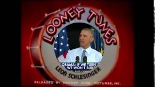 Obama That's All Folks