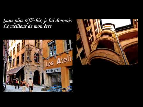 Mon amant de saint-jean - Lucienne Delyle -  avec paroles - with lyrics - HD / HQ