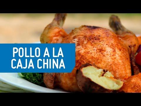 ¡Secretitos para preparar el pollo y chancho a la caja china! #1