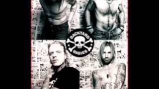 Watch Backyard Babies Say When video