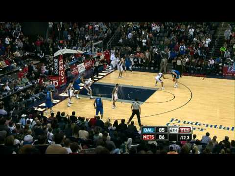 Dallas Mavericks TOP 10 Plays of 2011