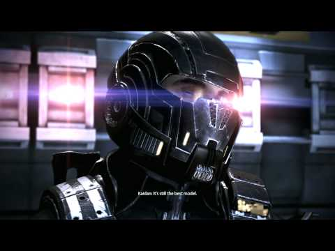 ME3: Tali Geth Dreadnought chatter (all Squadmates)