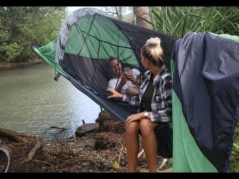 Real comfort for two people - Clark Hammocks