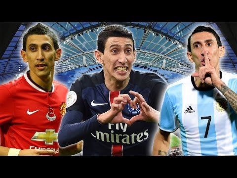 8 Things You Didn't Know About Angel Di Maria