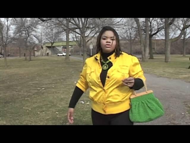 Sarah A.k.A DoubleXL Personnalité MusiquePlus NRJ 2011