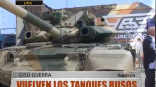 Vuelven Los Tanques Rusos