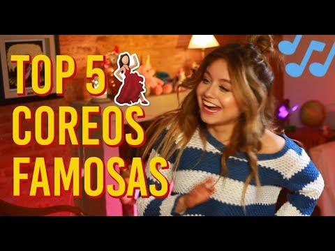 Karol Sevilla I Top 5 Coreos Famosas I #5CoreosFamosas