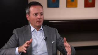 Brent Saunders on Building a Bold New Allergan