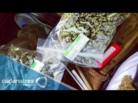 Autoridades detienen a dos sujetos que transportaban droga en Chihuahua