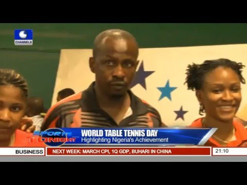 The Glory & Struggle Of Table Tennis In Nigeria