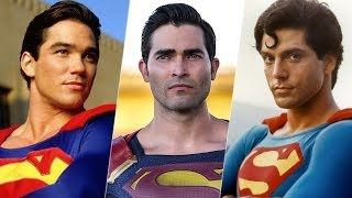 Every Live-Action Superman Ranked From Worst To Best