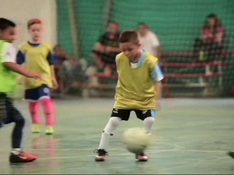 Glory, Money Fuel Argentina Youth Soccer Frenzy