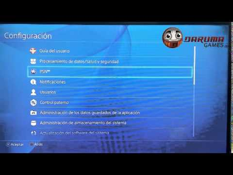 Como instalar Juegos Digitales PS4