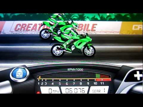 Drag Racing Bike Edition: How To Tune A Level 1 Ninja 650 6.076s 1/8mile!