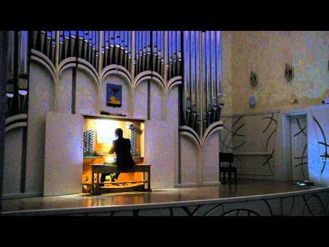 Франк, Сезар - Хорал №2 для органа си минор