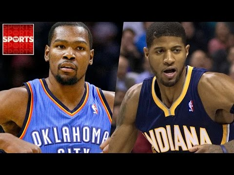 Paul George to the LAKERS, KD To STAY In OKC? [NBA Trade Rumors]